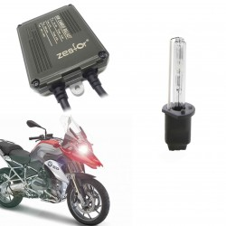 Kit xenon Moto H3 6000K 4300k de Type NUMÉRIQUE 4 55W CANBUS