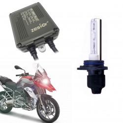 Kit xenon Moto HB3 4300k 6000K de Type NUMÉRIQUE 4 55W CANBUS