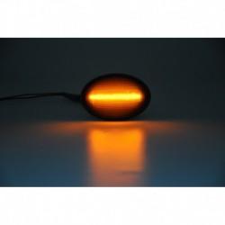 Flashing LED Mini R57 / R57N Convertible (08-14) - Black Edition