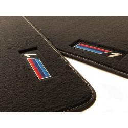 Fußmatten PREMIUM für BMW Serie 1 E81 und E87 (2004-2012)