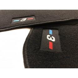 Tapis de sol pour BMW E46 de la Refonte de la finition M (2 portes 2002-2005)