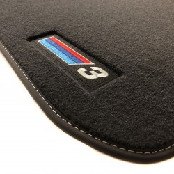 Tapetes PREMIUM para BMW Série 3 E46 (4 portas 1998-2005)