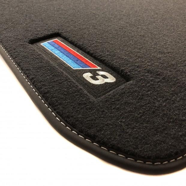 Fußmatten PREMIUM für BMW Serie 3 E46 (4-türer 1998-2005)