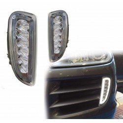 Kit led daytime running lights Porsche Cayenne