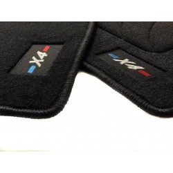 Alfombrillas BMW X4