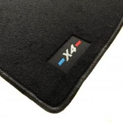 Floor mats for Mercedes Benz C-Class W203 AMG