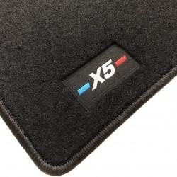 Floor mats, BMW X5 E53
