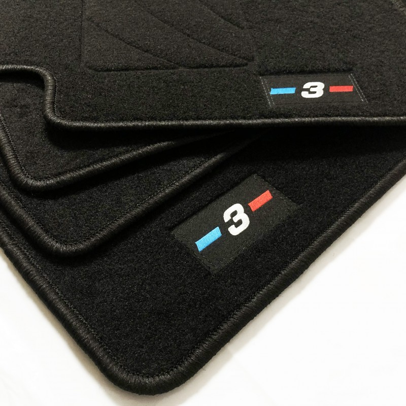 Fussmatten BMW serie 3 E46