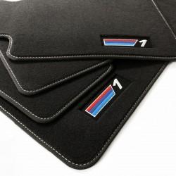 Tapis de sol PREMIUM pour BMW Série 1 E81 et E87 (2004-2012)