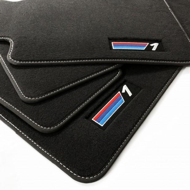 Alfombrillas BMW Serie 1 E82 y E88 Premium