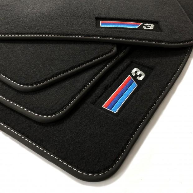 Tappetini PREMIUM per BMW Serie 3 E90 / E91 / E92 (2005-2012)