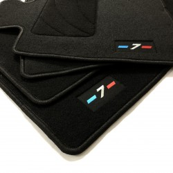 Alfombrillas bmw serie 7 f01