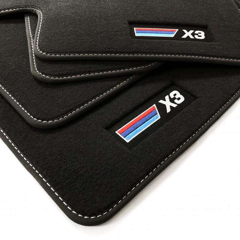 Fußmatten BMW X3 F25 Premium (2010-2017)