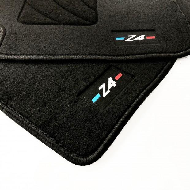 Tappetini BMW Z4 e85 (2004-2009)