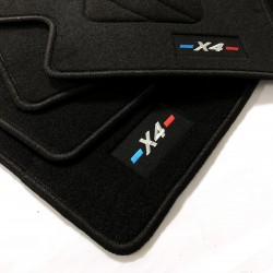 Alfombrillas bmw x4 f26