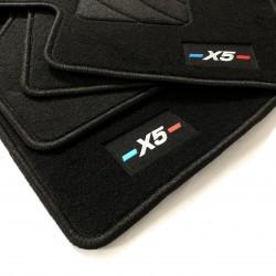 Fußmatten für BMW X5 E53-finish M (2000-2006)