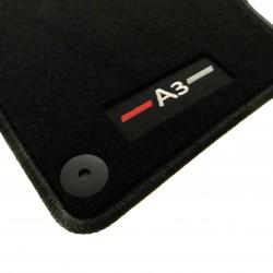 Fußmatten Audi a3 8p