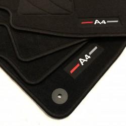 Fußmatten für AUDI A4 B7 S finish LINE (2004-2008)