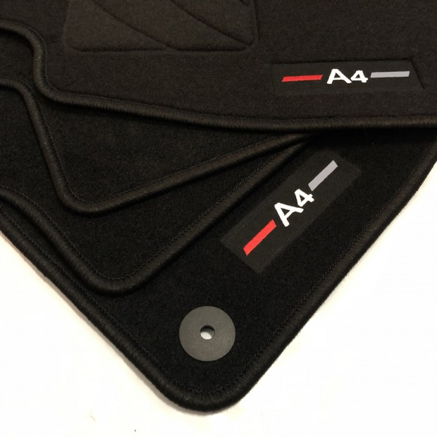 Alfombrillas Audi A4 B7