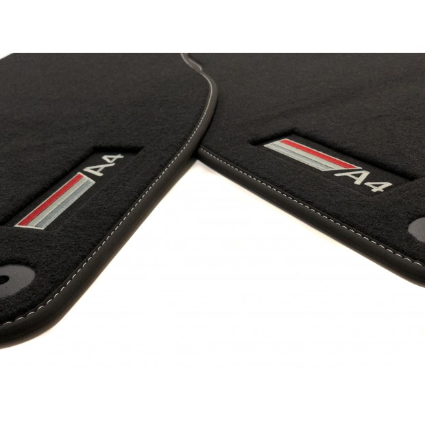 Tappetini in velours Audi A4 b7