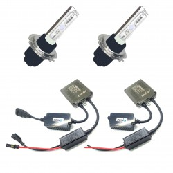 Kit xenon Mercedes 35W SLIM CAN-BUS para Mercedes Benz Classe SLK E CLK ML C w210 w211 w212 w202 w203 w204 w208 w209 w163 etc.