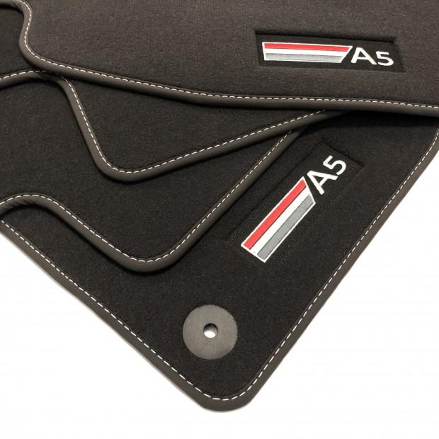 Alfombrillas Audi A5 s-line