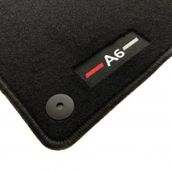 Alfombrillas Audi a6 c6