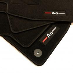 Tapetes para AUDI A6 C6 acabamento Sportline (2004-2007)