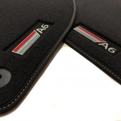 Alfombrillas AUDI A6 C6 S-Line Premium (2004-2008)