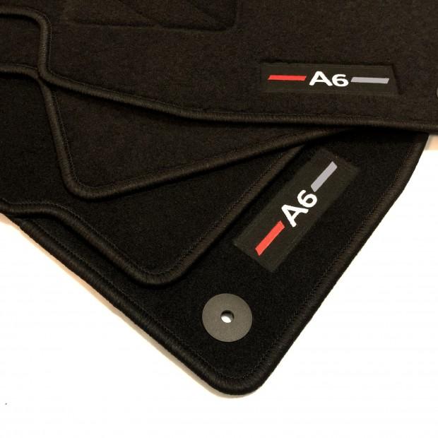 Tappetini per Audi A6 c7