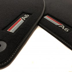Alfombrillas Audi AA6 c7 s-line