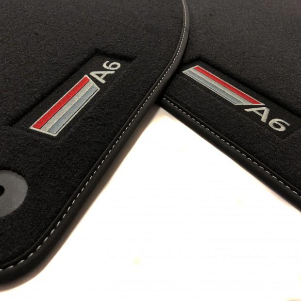 Car mats Audi AA6 c7 s-line