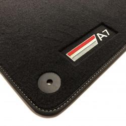 Car mats Audi a7 sline
