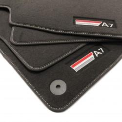 Tapis AUDI A7 Sportline Premium (2011-2014)