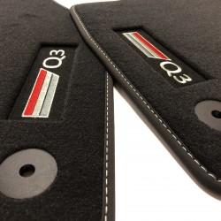 Voiture tapis Audi Q3 sline