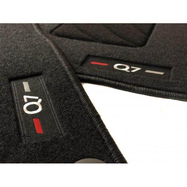 Alfombrillas Audi Q7