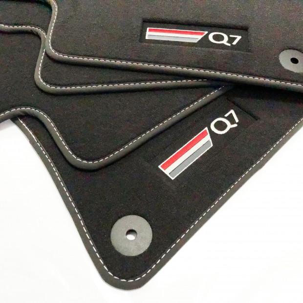 Alfombrillas Audi Q7 sline