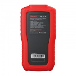 Machine diagnosis for Citroen and Peugeot ICARSOFT i970