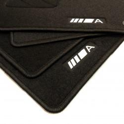 Floor mats, mercedes benz a-class w176
