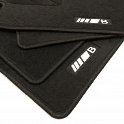 Floor mats, mercedes benz B Class W246