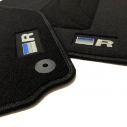 Floor mats Volkswagen Golf R-Line economic 5 (2004-2008)