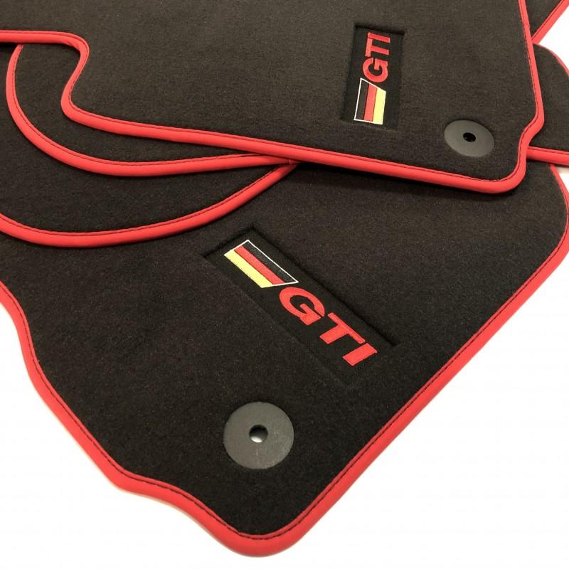 floor mats, velour Jetta