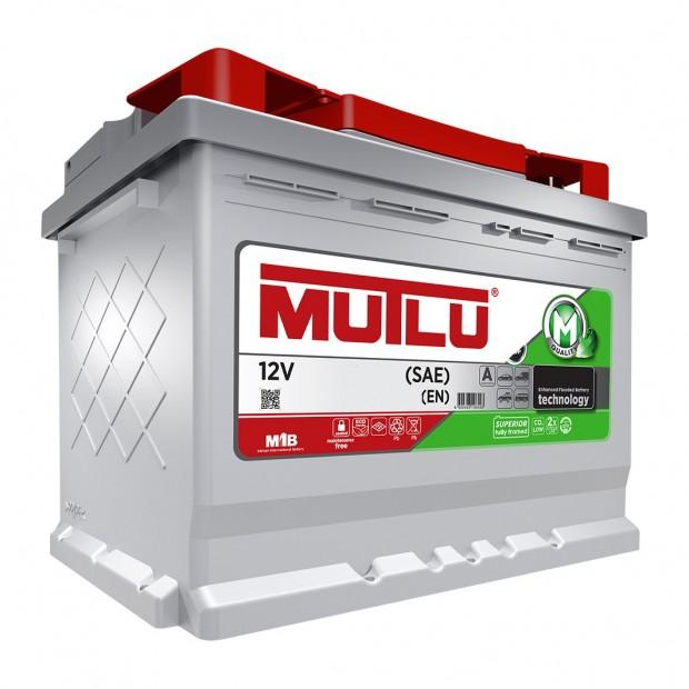 Battery car Premium range 63AH - Mutlu®