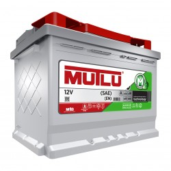 Battery car Premium range 78AH - Mutlu®