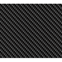 Folha Hidroimpresión Carbono Prata 50x100cm