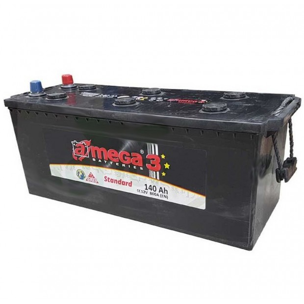 Bateria industrial 140 Ah - Mega®