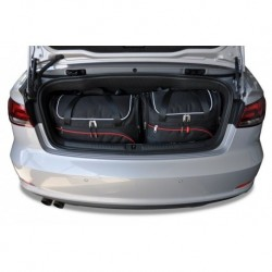 Kit bags to the Audi A3 8V Cabrio (2014-2016)