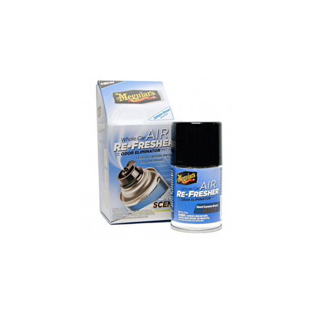 Ambientador bomba air refresher Summer Breeze - Meguiars