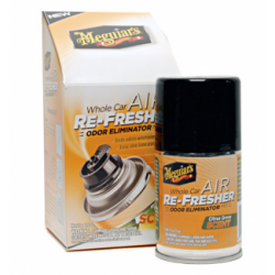 Ambientador bomba air refresher Citrus Groove - Meguiars