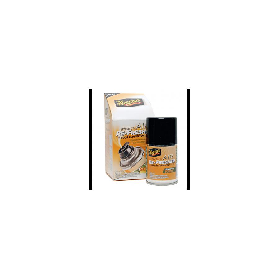 Air freshener pump air refresher Citrus Groove - Meguiar's